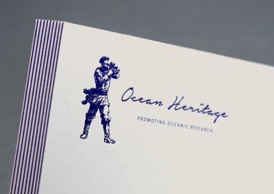 Ocean Heritage logo