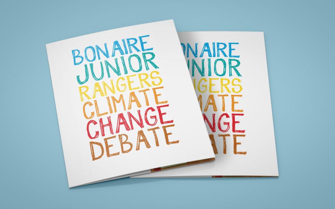 Bonaire Junior Rangers brochure