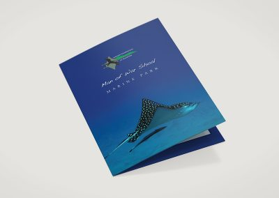 St. Maarten Marine Park Brochure