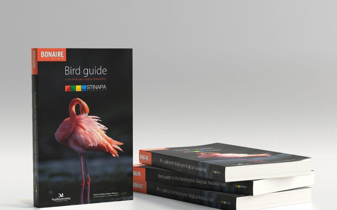 Bonaire bird guidebook